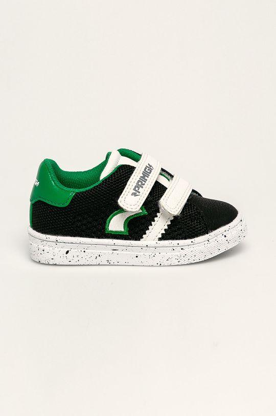 černá Primigi - Dětské boty Chlapecký