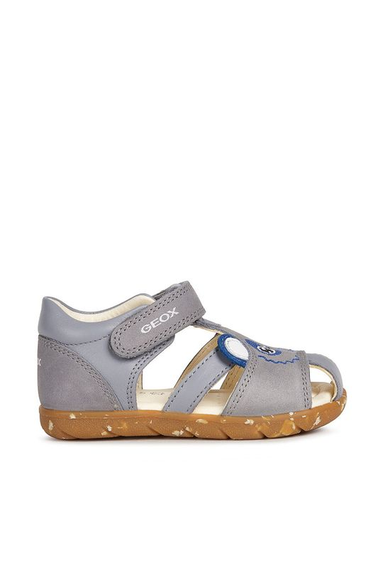 sivá Geox - Detské sandále Chlapčenský