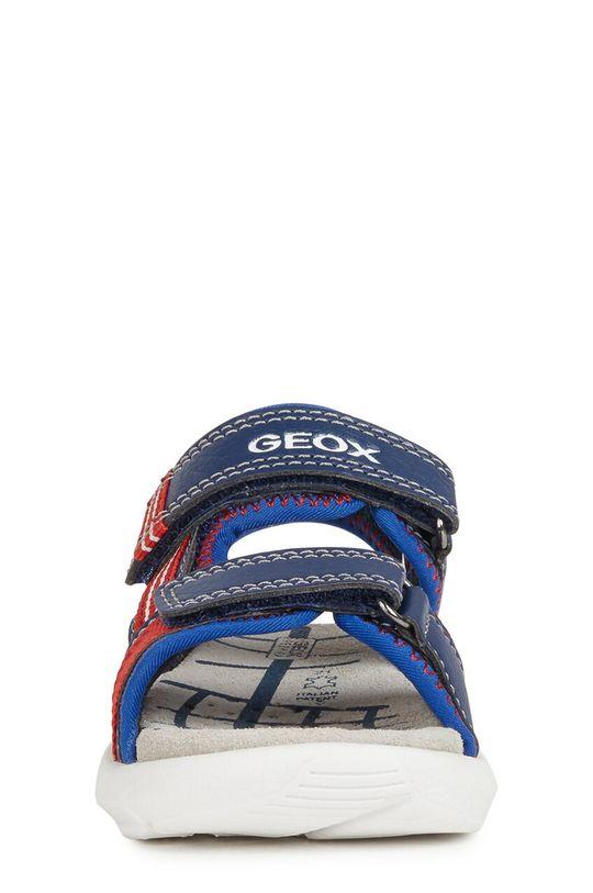 Geox - Detské sandále  Zvršok: Syntetická látka, Textil Vnútro: Textil, Prírodná koža Podrážka: Syntetická látka