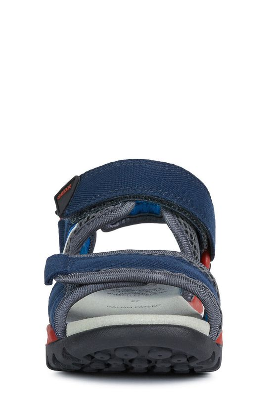 Geox - Детски сандали  Горна част: Текстилен материал Вътрешна част: Синтетичен материал, Текстилен материал Подметка: Синтетичен материал