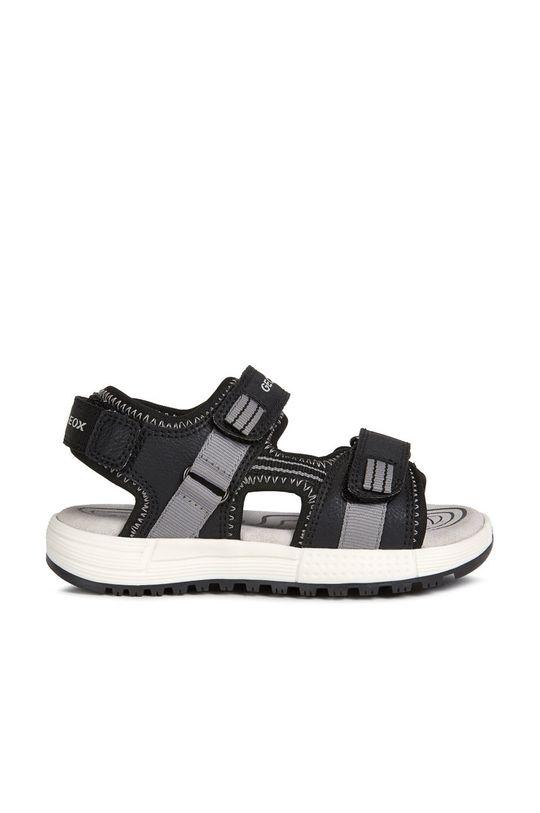 negru Geox - Sandale copii De băieți