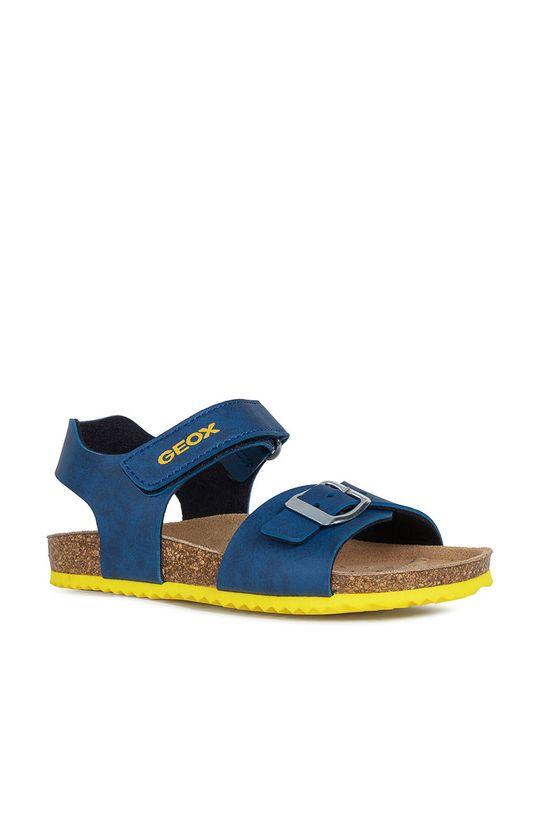 Geox - Sandały dziecięce niebieski