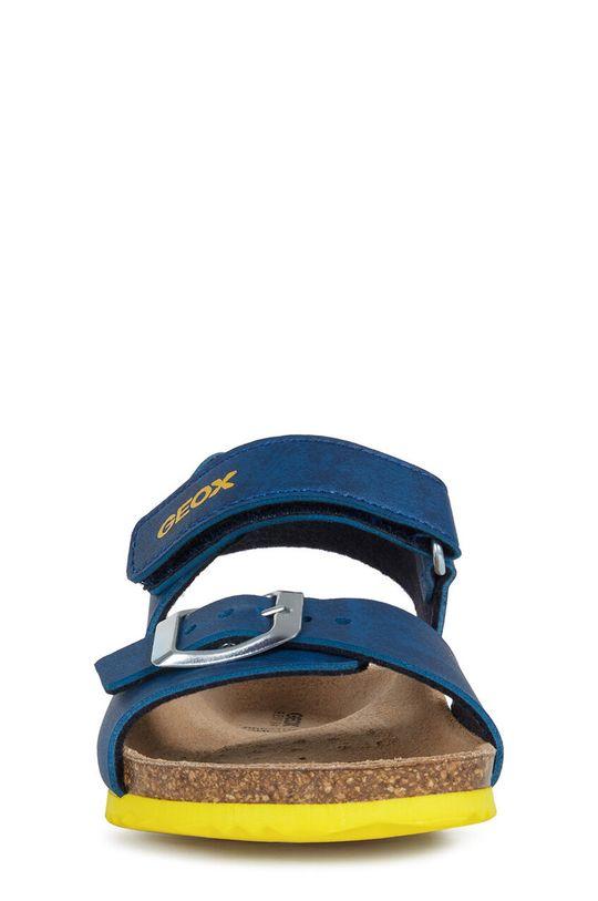 Geox - Sandały dziecięce Cholewka: Materiał syntetyczny, Wnętrze: Materiał syntetyczny, Materiał tekstylny, Podeszwa: Materiał syntetyczny