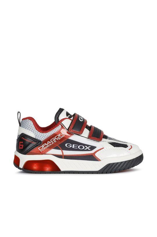 alb Geox - Pantofi copii De băieți