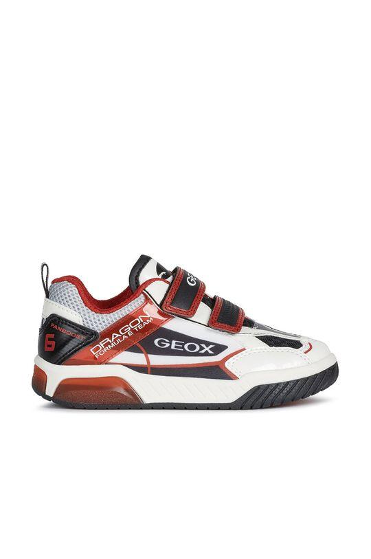 Geox - Pantofi copii alb