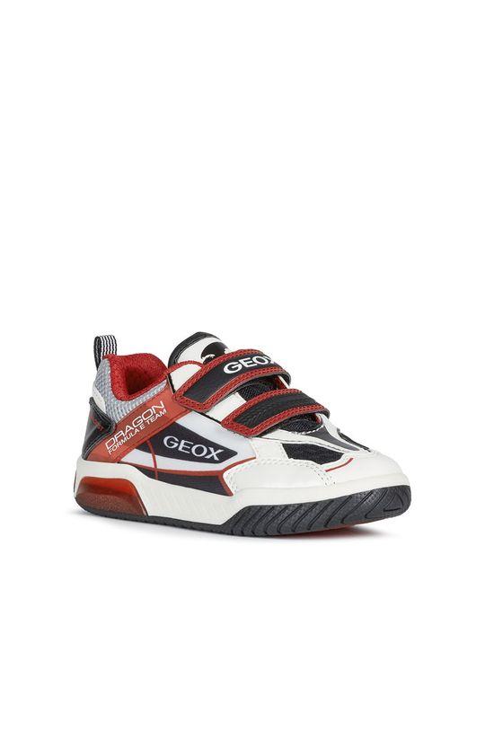 Geox - Pantofi copii Gamba: Material sintetic, Material textil Interiorul: Material textil Talpa: Material sintetic Introduceti: Piele