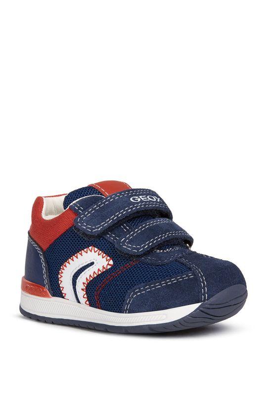 Geox - Дитячі черевики темно-синій