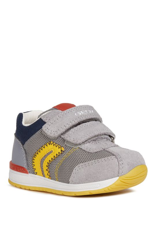 Geox - Дитячі черевики сірий