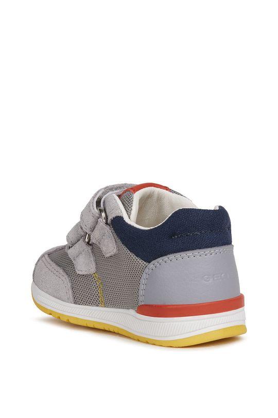 сірий Geox - Дитячі черевики