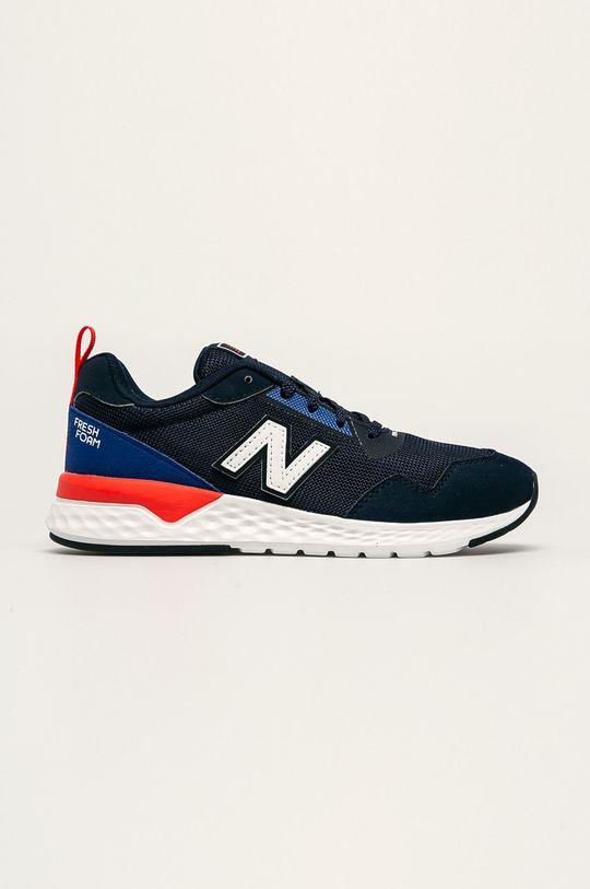 tmavomodrá New Balance - Detské topánky YS515RD2 Chlapčenský