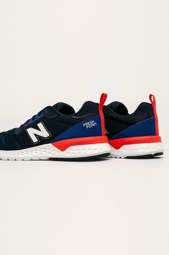 New Balance - Detské topánky YS515RD2  Zvršok: Textil Vnútro: Textil Podrážka: Syntetická látka