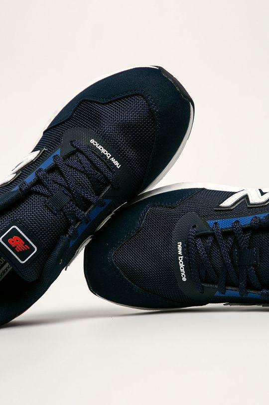 tmavomodrá New Balance - Detské topánky YS515RD2