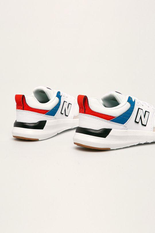 New Balance - Detské topánky YS009RW1  Zvršok: Syntetická látka, Textil Vnútro: Textil Podrážka: Syntetická látka