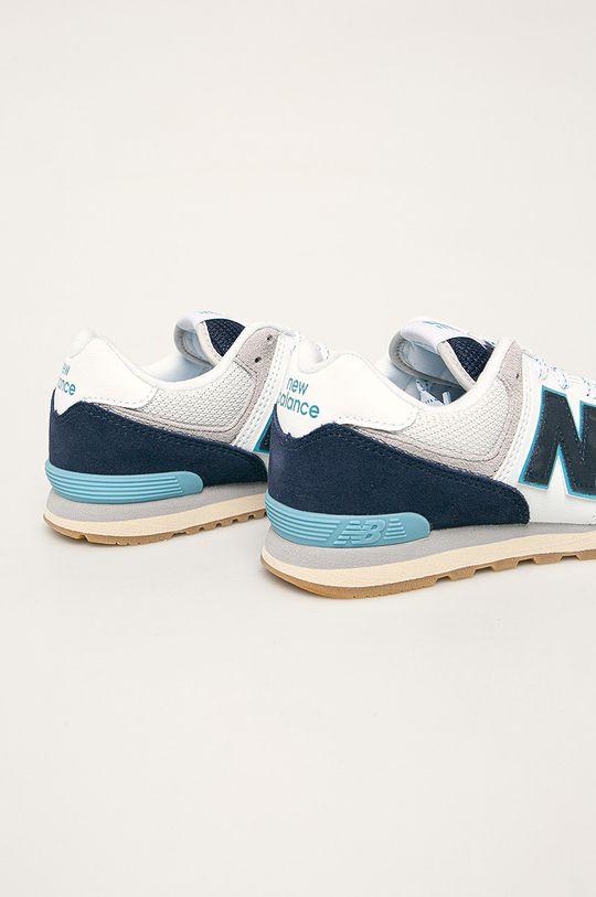 New Balance - Pantofi copii GC574SOU Gamba: Piele intoarsa, Material textil Interiorul: Material textil Talpa: Material sintetic