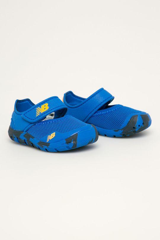 New Balance - Sandale copii IO208RB2 albastru