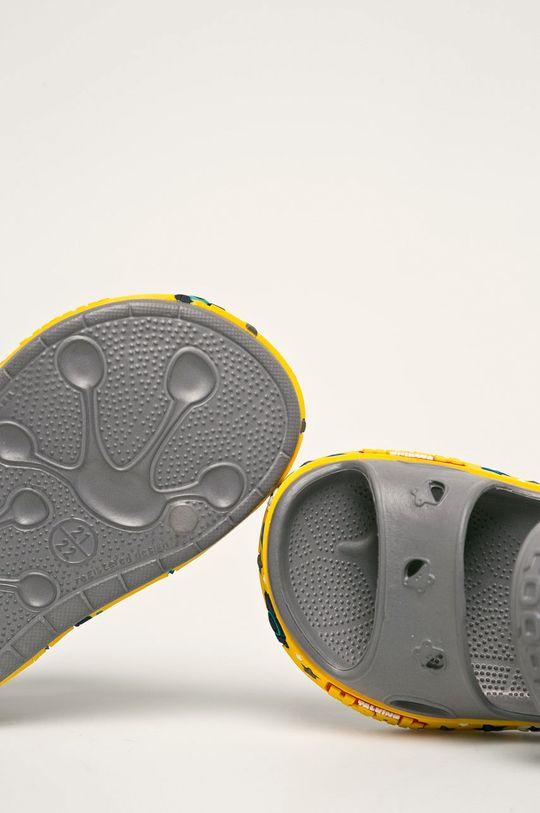 šedá Coqui - Dětské sandály