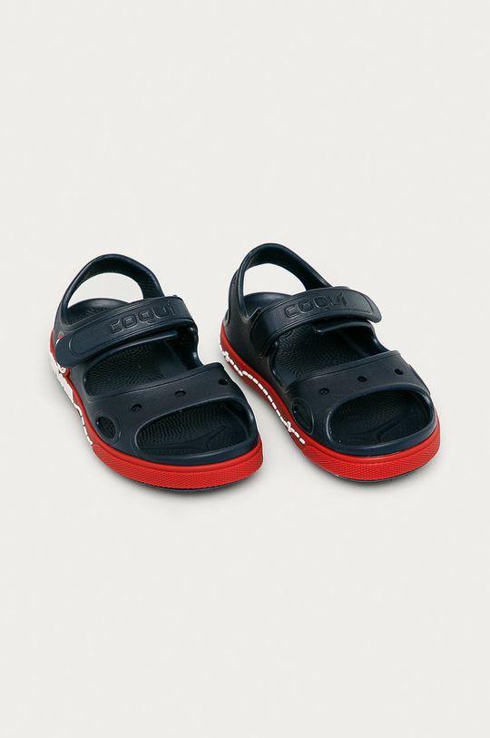 Coqui - Sandały dziecięce granatowy