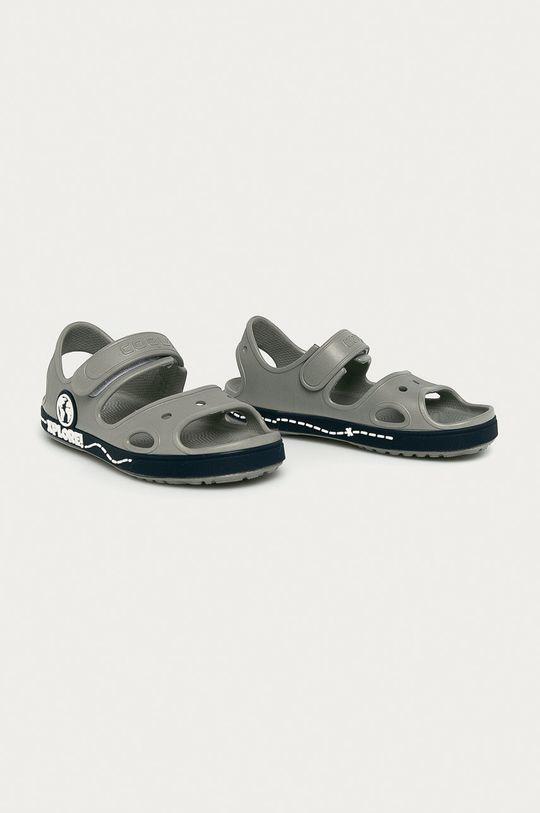 Coqui - Sandały dziecięce szary