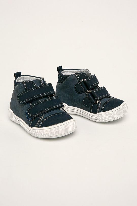 Kornecki - Detské topánky tmavomodrá