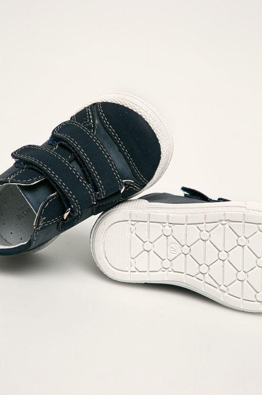 tmavomodrá Kornecki - Detské topánky