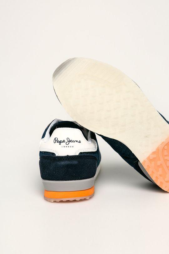 Pepe Jeans - Dětské boty Sydney Denim Chlapecký
