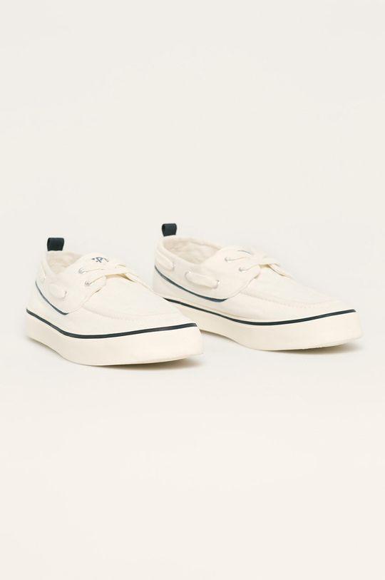 Pepe Jeans - Dětské tenisky Traveller Boat bílá