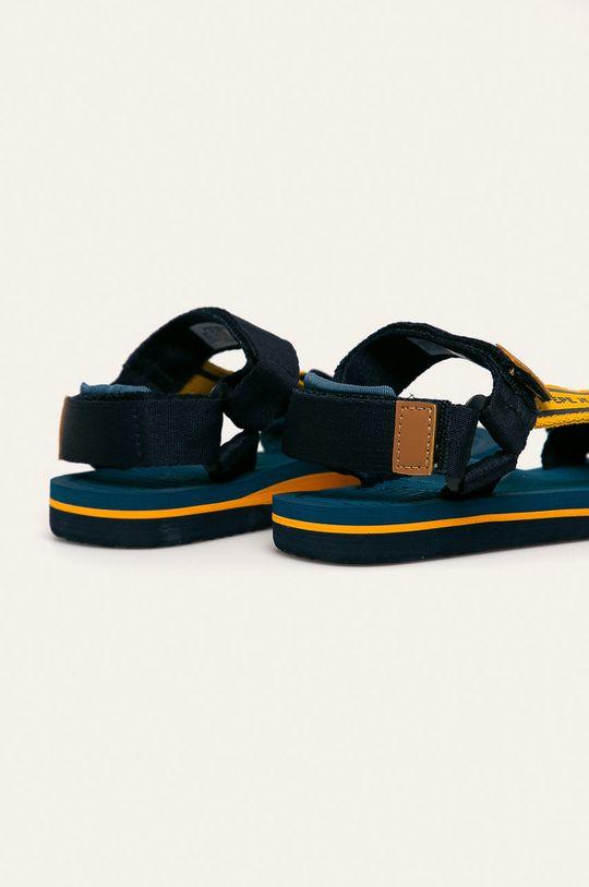 Pepe Jeans - Dětské sandály Pool Basic  Svršek: Textilní materiál Vnitřek: Umělá hmota, Textilní materiál Podrážka: Umělá hmota