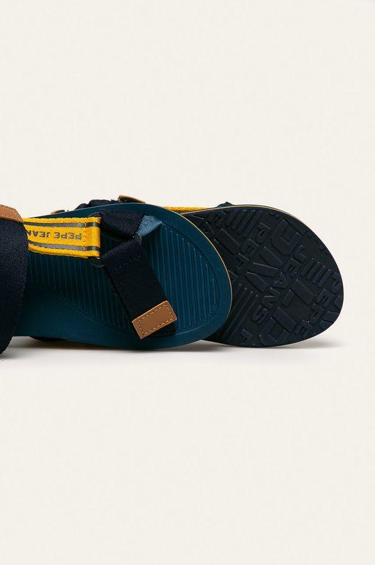námořnická modř Pepe Jeans - Dětské sandály Pool Basic