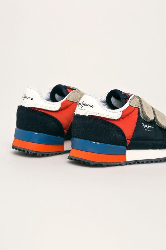 Pepe Jeans - Detské topánky Sydney Basic  Zvršok: Syntetická látka, Textil Vnútro: Textil Podrážka: Syntetická látka