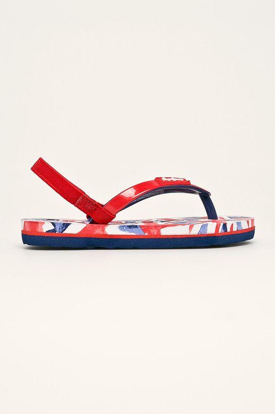 rosu Pepe Jeans - Sandale copii Dorset Beach De băieți