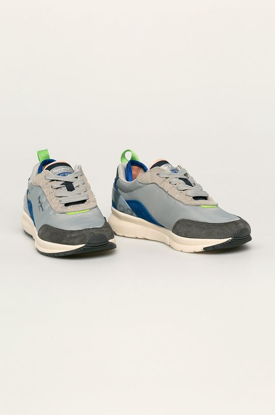 Pepe Jeans - Detské topánky N22 Summer sivá