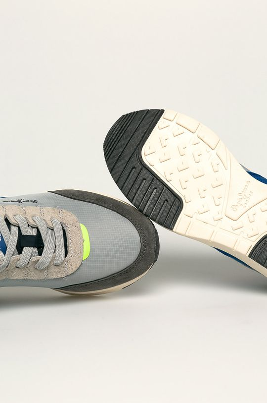 sivá Pepe Jeans - Detské topánky N22 Summer