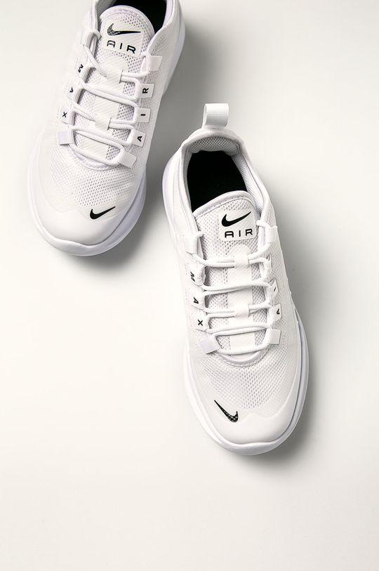 biela Nike Kids - Detské topánky Nike Air Max Axis