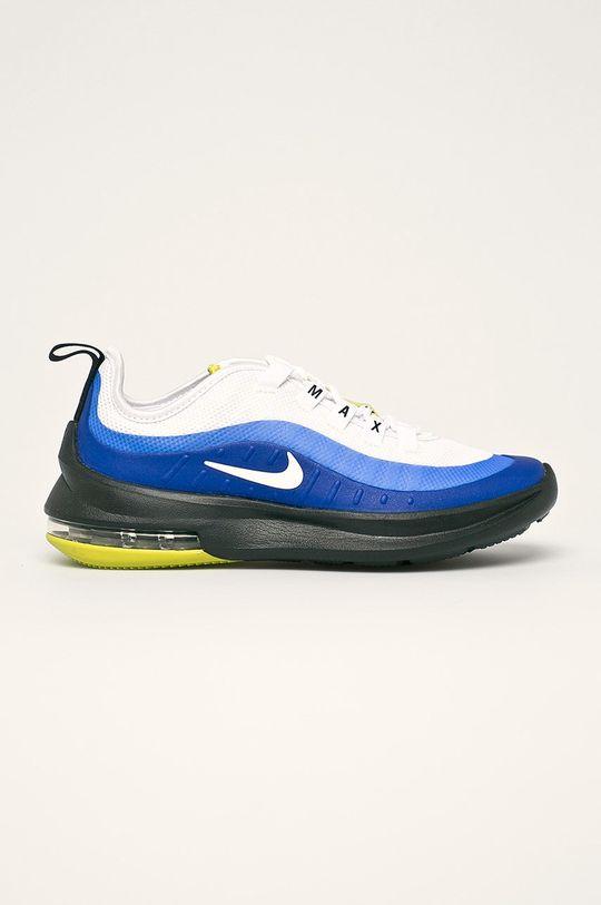 modrá Nike Kids - Detské topánky Nike Air Max Axis Chlapčenský
