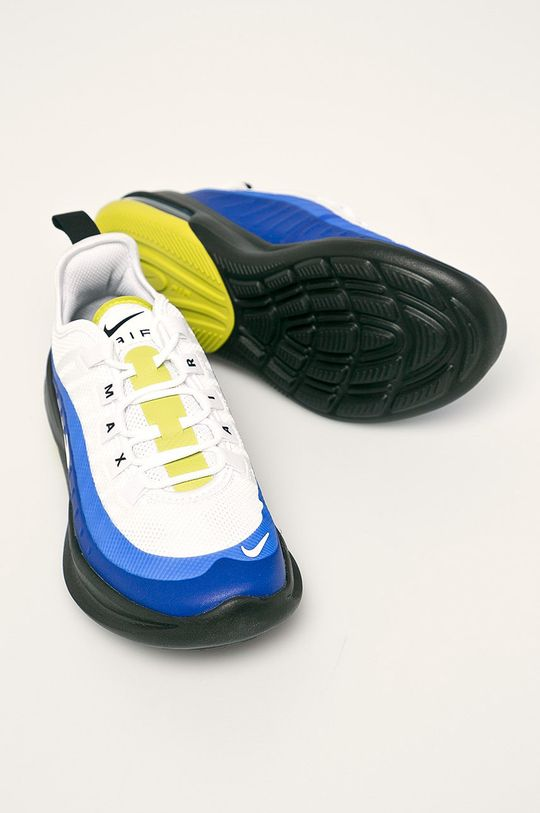 modrá Nike Kids - Detské topánky Nike Air Max Axis
