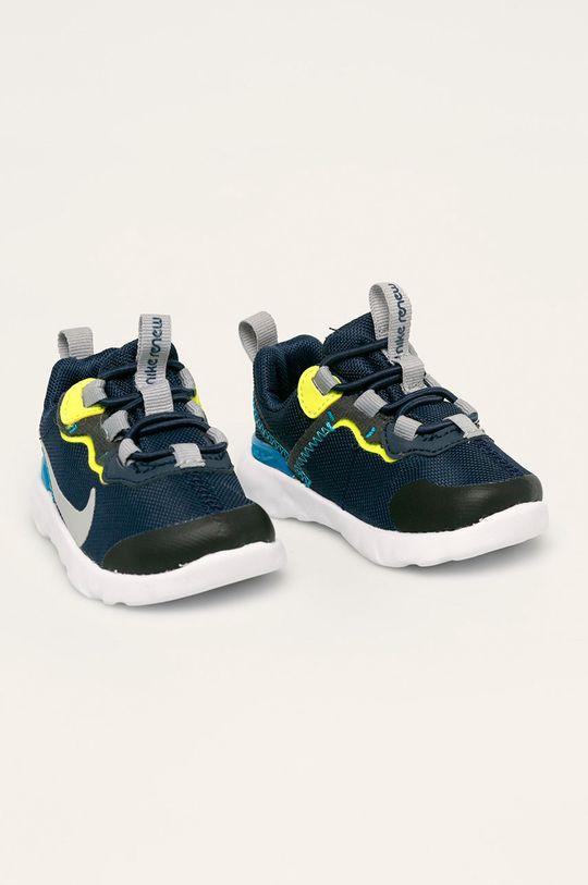 Nike Kids - Pantofi copii Nike Element 55 bleumarin