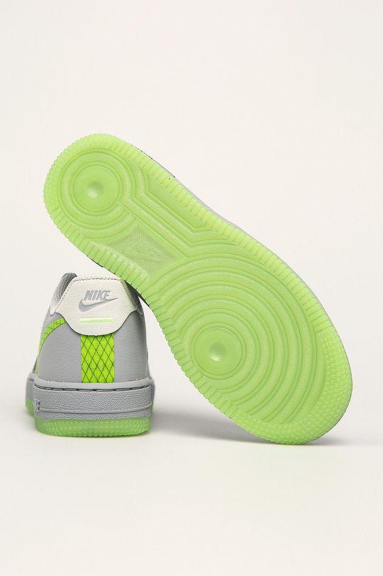 Nike Kids - Detské topánky Force 1 Lv8 3  Zvršok: Syntetická látka, Prírodná koža Vnútro: Textil Podrážka: Syntetická látka