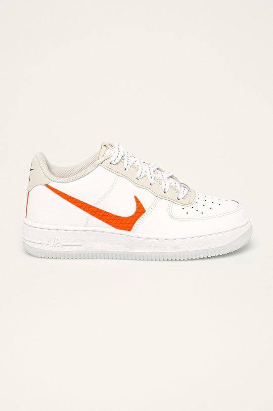 alb Nike Kids - Pantofi copii Air Max Force 1 LV8 3 De băieți