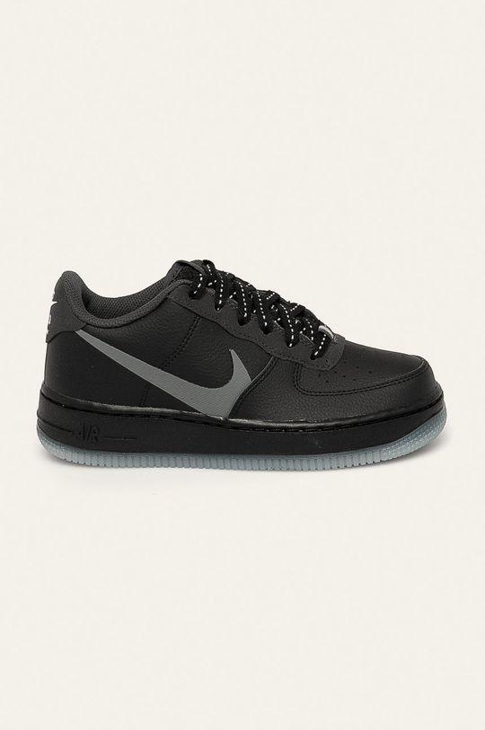čierna Nike Kids - Detské topánky Air Max Force 1 LV8 3 Chlapčenský