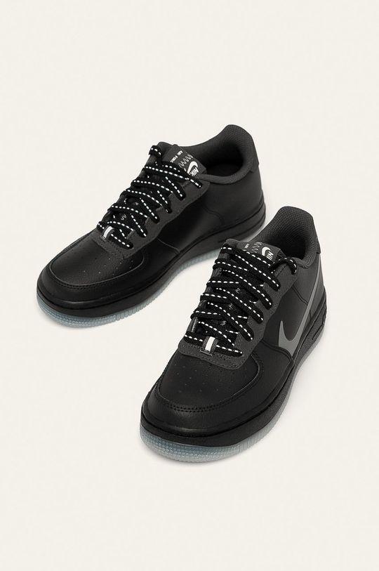 Nike Kids - Dětské boty Air Max Force 1 LV8 3 černá