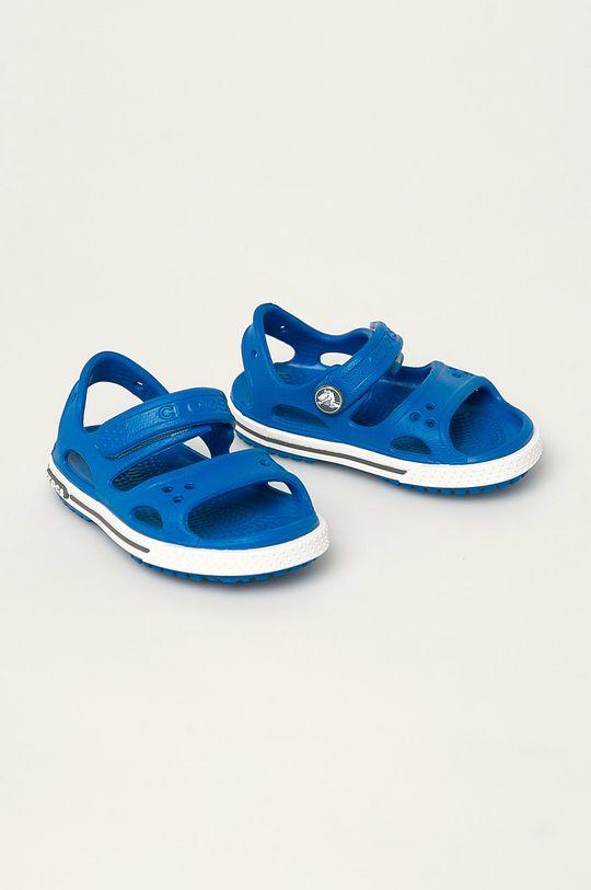 Crocs - Dětské sandály Crockband II Sandal PS modrá