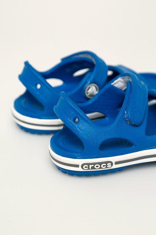 Crocs - Dětské sandály Crockband II Sandal PS Svršek: Umělá hmota Vnitřek: Umělá hmota Podrážka: Umělá hmota
