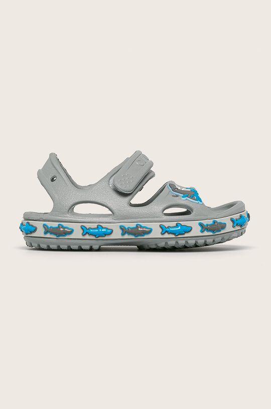 светлосив Crocs - Детски сандали Момче