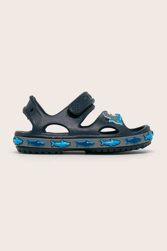 тъмносин Crocs - Детски сандали Момче