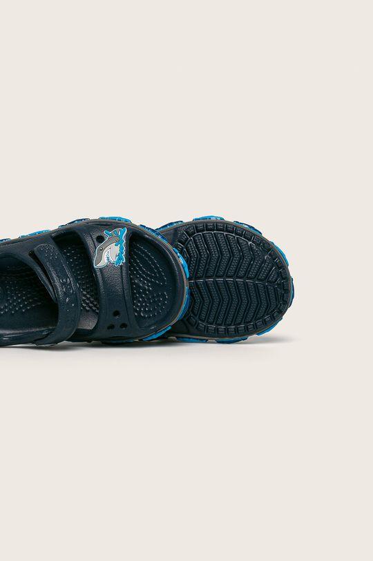 тъмносин Crocs - Детски сандали