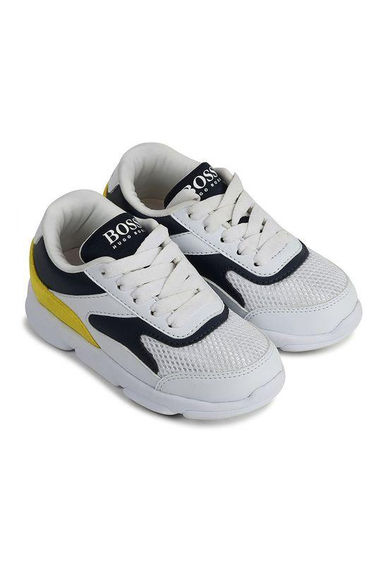 alb Boss - Pantofi copii De băieți
