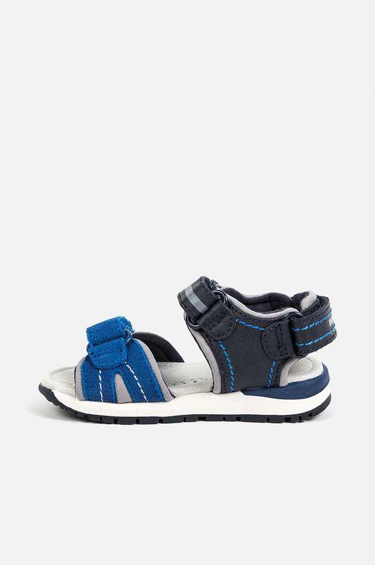Mayoral - Sandale de piele albastru