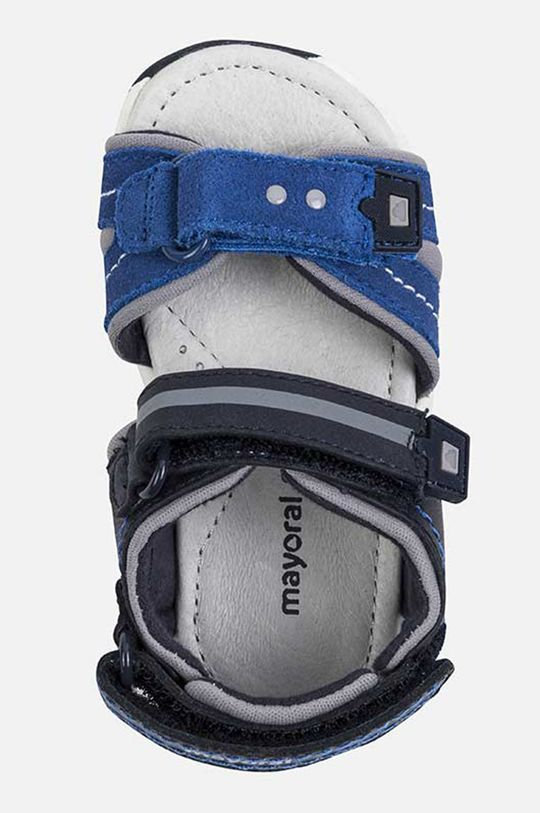 Mayoral - Sandale de piele Gamba: Material sintetic, Piele intoarsa Interiorul: Material textil, Piele naturala Talpa: Material sintetic