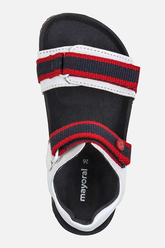 Mayoral - Sandale copii Gamba: Material sintetic, Material textil Interiorul: Material sintetic Talpa: Material sintetic