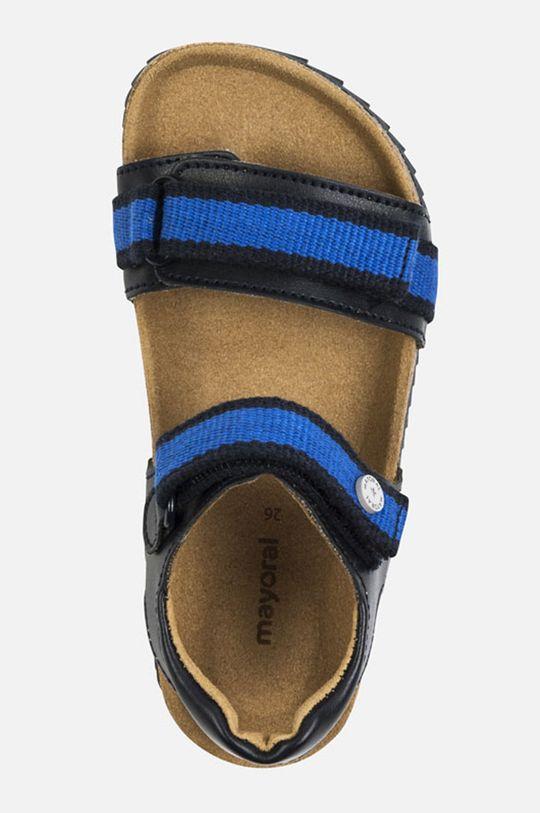 Mayoral - Sandale copii Gamba: Material sintetic, Material textil Interiorul: Material sintetic, Material textil Talpa: Material sintetic